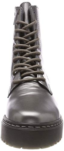 Plata Boots Rangers of Bali Eden Argenté 19 Femme Apple 1U0xwaqx