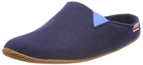 Giesswein Women's Pama Open Back Slippers Blue (Dk.blue) 6u5XMQK
