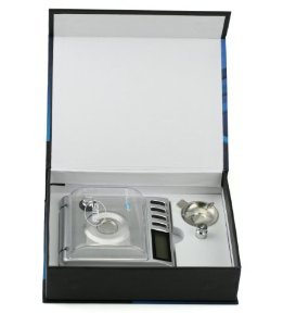 Great Value American Weigh Scales GEMINI-20 Portable MilliGram Scale 20 by 0.001 G