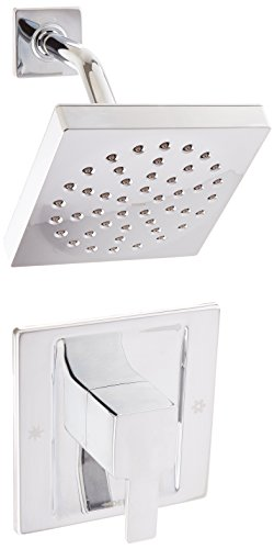 Moen TS2712 90 Degree PosiTemp Shower Trim Kit without Valve, Chrome by Moen