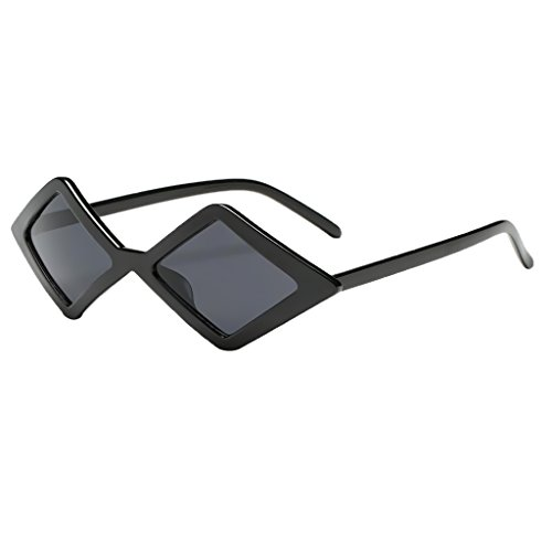 Soleil Noir Lunettes Hommes Transparent UV400 de Homyl Lunettes pour Modernes Femmes EwvxqR