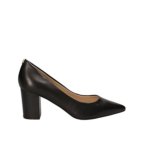 Zapatos Mujeres Guess Flbie3 Negro Lea08 qYFxEwg