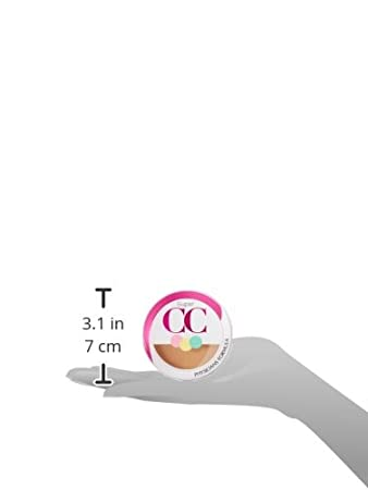 Amazon.com : Physicians Formula Super CC Color-Correction and Care CC Compact Cream SPF 30, Light, 0.28 Ounce : Beauty