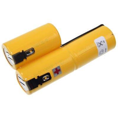 AccuPower ACCU3 Ersatzakku für Gardena, Akku 3 für 02500-20 3,6 V 2100 mAh Ni-Cd