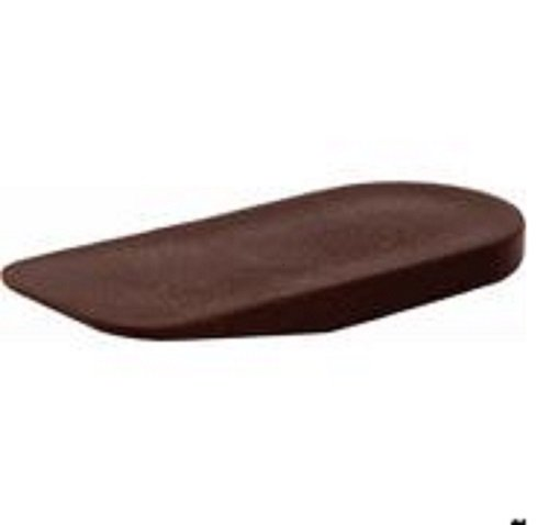 12 mm (1/2 inch) Shoe Lift, Medium (2 1/2'' width) 10 Heel Lifts Pack by Atlas Biomechanics