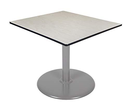 (Regency TVP4848PLGY Via Square Platter Base Table 48