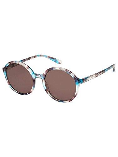 Tortoise Gafas Shiny de sol Blossom Brown Roxy Blue Mujer ERJEY03051 para q8RUx7T