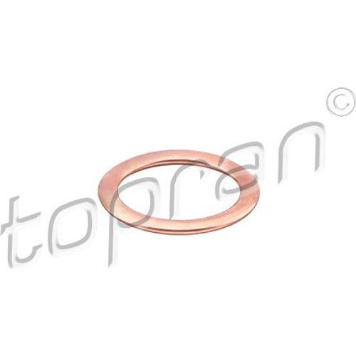 TOPRAN Original Dichtring, Ö lablaß schraube - 721 131 - Mini Mini