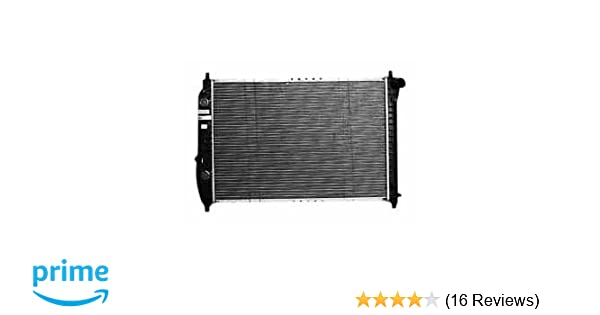 Amazon.com: TYC 2873 Chevrolet Aveo 1-Row Plastic Aluminum Replacement Radiator: Automotive