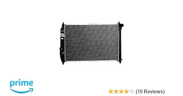 Amazon.com: TYC 2873 Chevrolet Aveo 1-Row Plastic Aluminum Replacement Radiator: Automotive