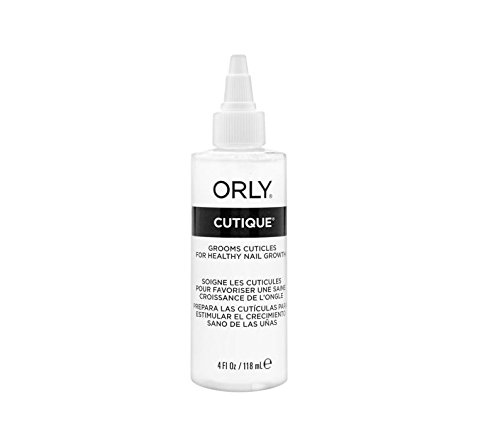 Orly Cutique Groom cuticles for healthy Nail Growth 4 Oz