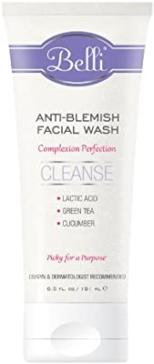 Belli Anti-Blemish Facial Wash- 6.5 oz