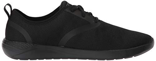 Crocs up Black Black Lace Sneaker Literide Men's 7wq7vPT