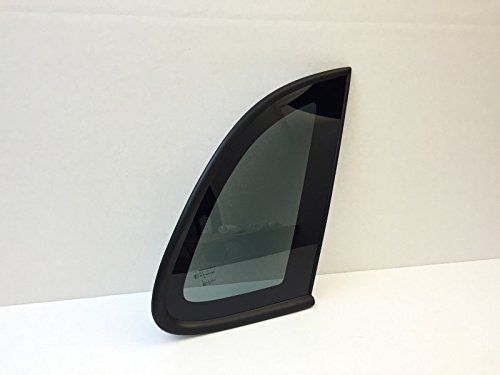 2001-2010 Chrysler PT 4 Door Hatchback Cruiser Passenger Side Right Rear Quarter Glass With New Seal (Pt Cruiser Right Door)