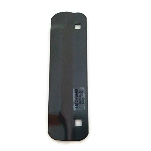 Latch Guard LG120D Door Latch Protection Plate 1-3/4