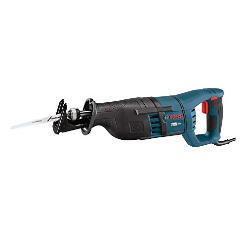 Bosch RS325RT 12 Amp Reciprocating Saw with Case (Certified Refurbished)
