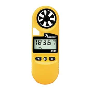 Kestrel Kestrel 3500 Pocket Wind Meter, Waterproof