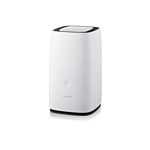 Promise Technology Apollo Cloud 2 Duo Personal Cloud Storage Device 1 User RAID configurable (RAID 1 or RAID 0) Supports up to 40 private members Create public shared links