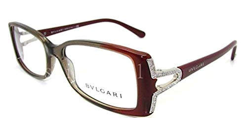 BVLGARI Eyeglasses BV 4049B 5210 Gray ()