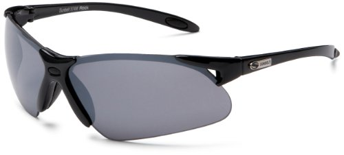 Sunbelt Rock 374 Resin Sunglasses,Black/Grey Frame/Grey Lens,one size (Sunbelt Sunglasses)