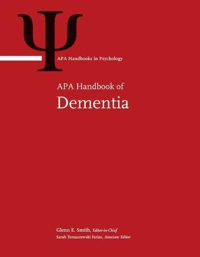 APA Handbook of Dementia (APA Handbooks in Psychology®)