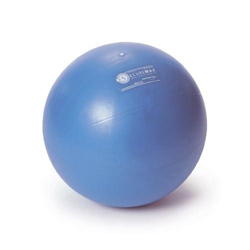 Sissel Securemax Professional 2551 Ballon de gymnastique Bleu 55 cm