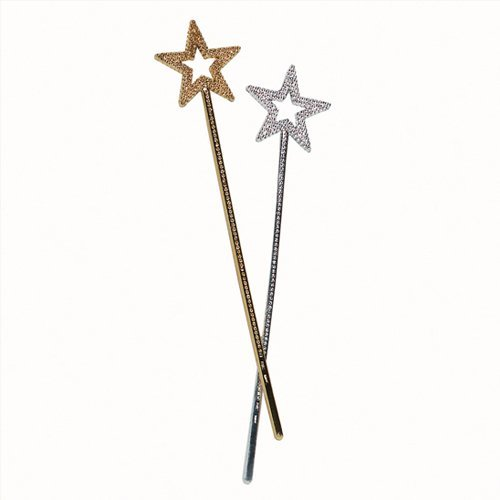 Fairy Wand Silver (Fairy Magic Wand)
