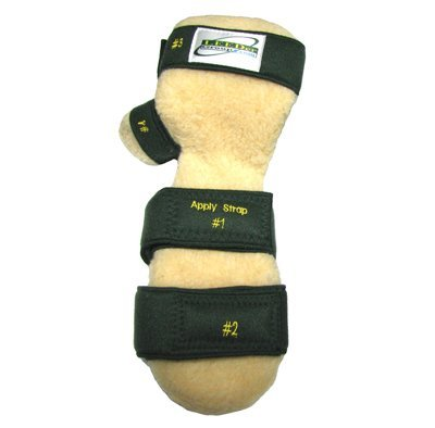 Physical Therapy Aids D3 Hinged Knee Wrap, Medium by Leeder