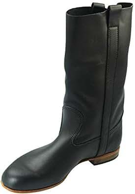 La Botte Gardiane Black Harness & Riders Boot For Women