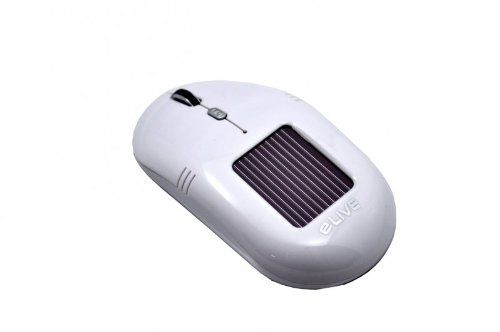 SM-N91W - eLIVE Light Solar Mouse by eastar