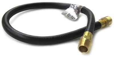 21st Century R04 22-Inch Propane Hose 3/8-Inch Male Pipe Thread