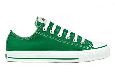 359c50400ec8 Image Unavailable. Image not available for. Color  Converse Chuck Taylor  All Star Lo Top Kelly Green Mens 11