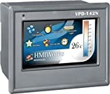 ICP DAS VPD-142N - 4.3'' Touch Screen HMI device with RS-232/RS-485, USB, Real Time Clock