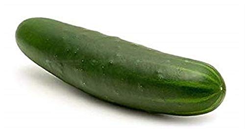 Cucumber, Long Green Improved Seeds, Organic, NON-GMO, 25 seeds per package,Long Green Improved Cucumber is a strong, vigorous producer . ()