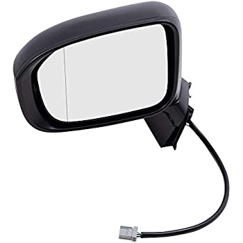 Replacement Door Mirror for 14-15 Civic HO1320281 Driver Side