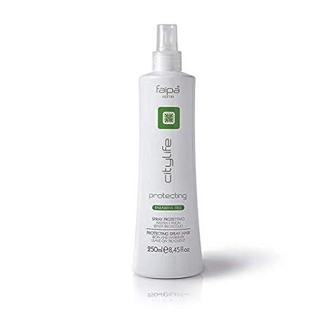 Protección de spray de pelo protección spray de pelo plancha y secador de pelo. Licencia En Tratamiento. - 250 ml: Amazon.es: Hogar