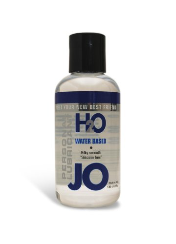 - System Jo H20 Water Based Personal Lubricant -- 4.5 fl oz