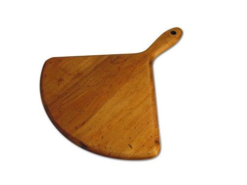 Jk Adams Novelty Board (J.K. Adams 17-Inch-by-15-Inch Maple Wood Artisan Cutting Board, Ginkgo-Shaped)