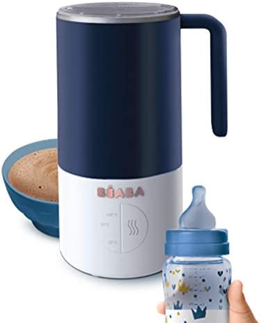 Milk Prep B/éaba Bleu Pr/éparateur de Biberons//Boissons Lact/ées