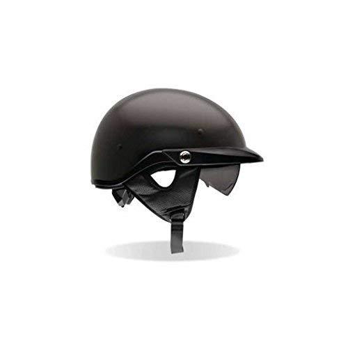 Bell Pit Boss Open-Face Adult DOT Certified Helmet, Solid Matte Black, 3XL/XXXL