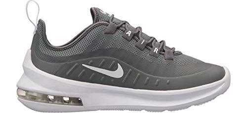 white gs Scarpe Air Running Grey Bambino Grigio cool Nike 002 Max Axis wBvH7