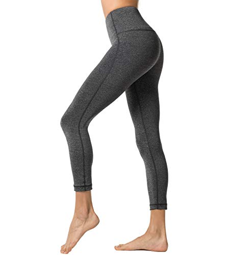 (LAPASA Yoga Pants for Women Squat-Proof Sports Leggings High Waist Hidden Pocket Plus L01)