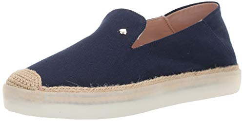 Kate Spade New York Women's Lisa Sneaker, Navy, 8.5 M US