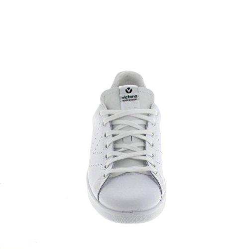 VICTORIA Sneaker 112532 Blanc Noir