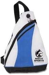 Wolfe Professional Pickleball Sling Bag