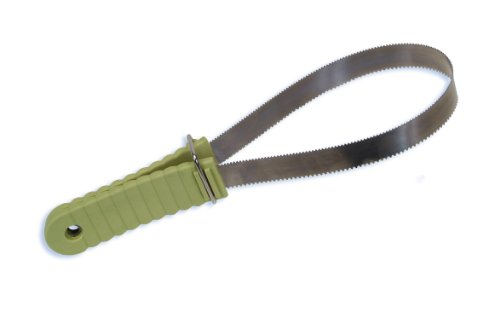 Safari Dual-Sided, Stainless Steel Shedding Blade