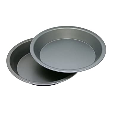 OvenStuff Non-Stick 9 Inch Pie Pan Two Piece Set