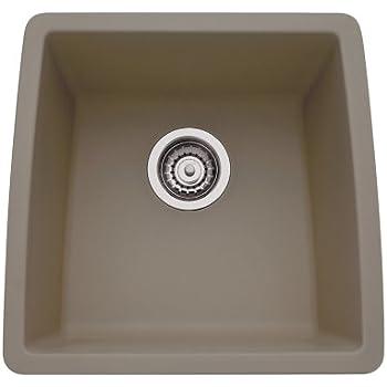 Amazon Com Blanco 440203 Diamond Bar Sink Silgranit Ii