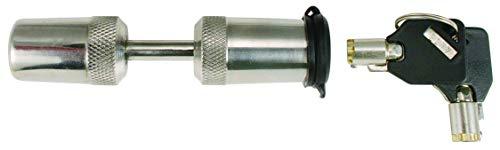 (Trimax SXTC1 Premium Stainless Steel Coupler Lock (7/8