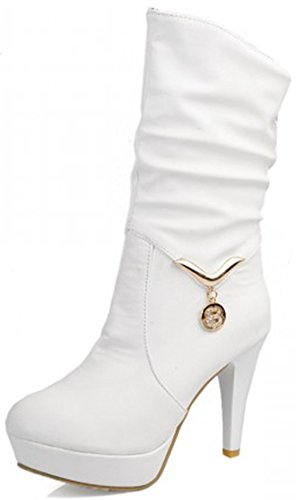 Summe (White Sexy Boots)